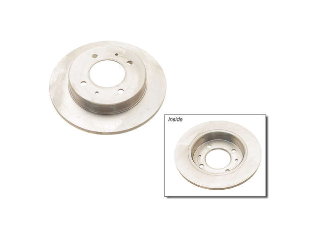 Hyundai Brake Disc > Hyundai Elantra Brake Disc