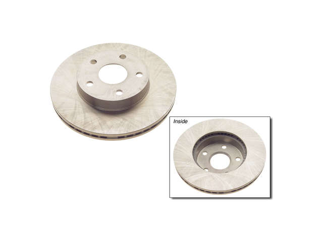 Toyota Previa Brake Disc > Toyota Previa Brake Disc