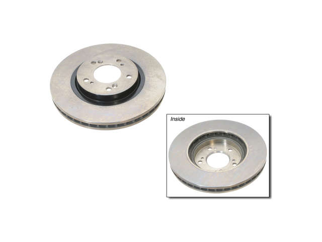 Acura RL Brake Disc > Acura RL Brake Disc