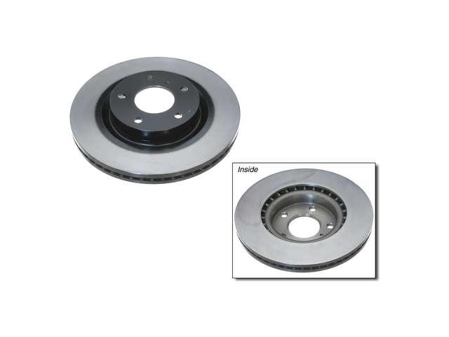 Nissan 350Z Brake Disc > Nissan 350Z Brake Disc