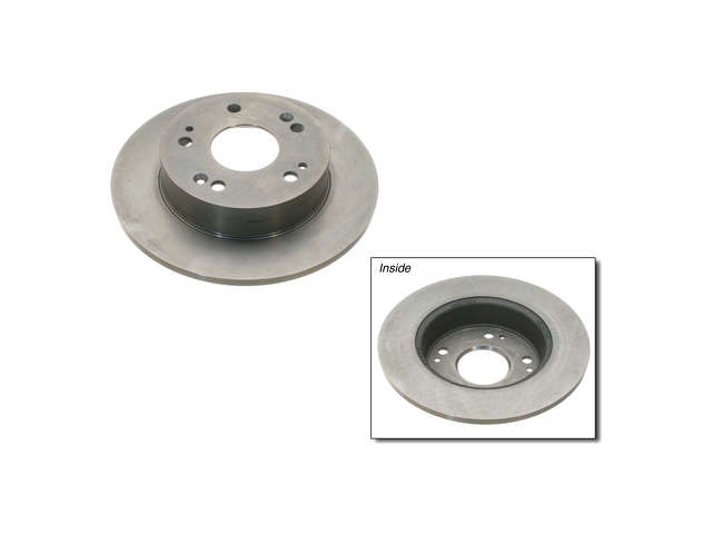 Acura Integra Brake Disc > Acura Integra Type-R Brake Disc