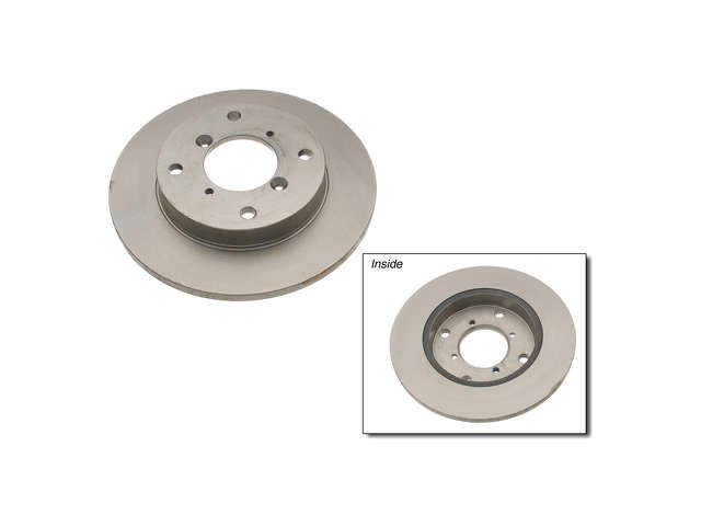 Suzuki Brake Rotors > Suzuki Swift Brake Rotor