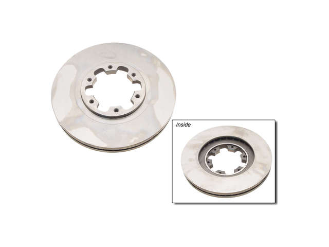 Nissan Pathfinder Brake Rotors > Nissan Pathfinder Brake Rotor