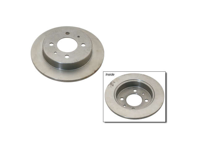 Mitsubishi Mirage Rotors > Mitsubishi Mirage Brake Rotor