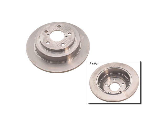 Subaru Flex Disc > Subaru Forester Brake Disc