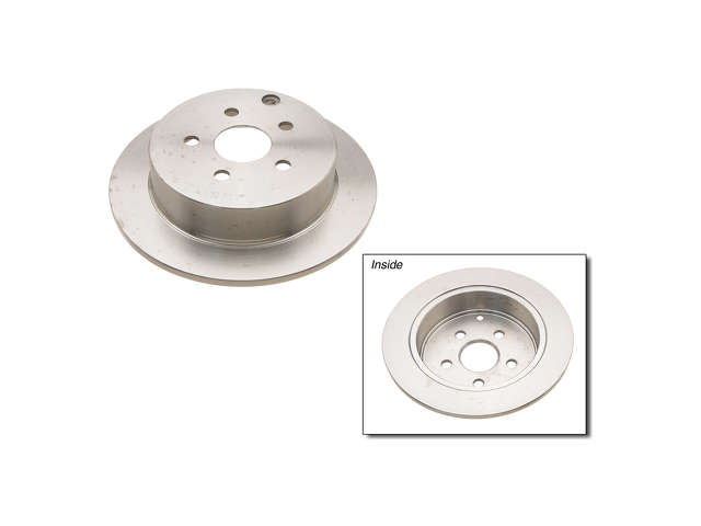 Toyota Matrix Brake Rotors > Toyota Matrix Brake Rotor