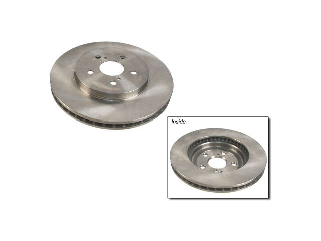 Lexus RX330 Brake Disc > Lexus RX330  Brake Disc