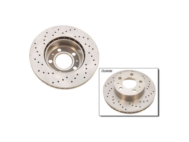 Volvo 240 Brake Disc > Volvo 240 Brake Disc