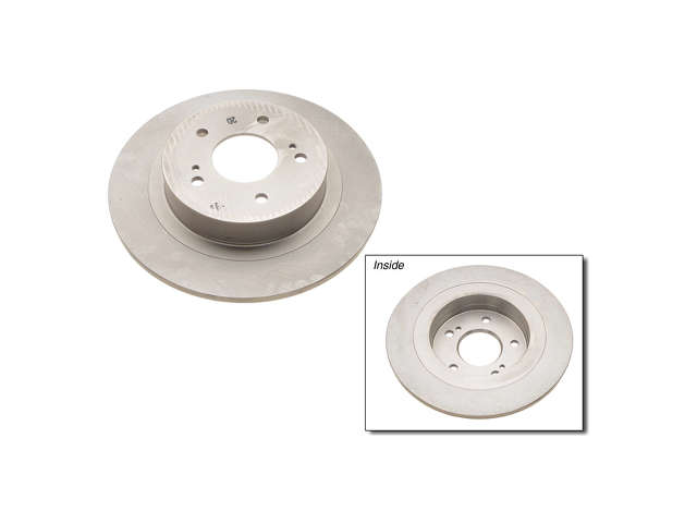 Nissan 300ZX Brake Disc > Nissan 300ZX Turbo Brake Disc