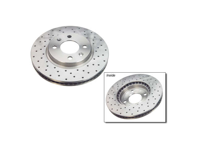 Saab 9000 Brakes > Saab 9000 Brake Disc