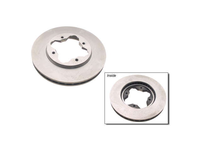 Honda Brake Rotors > Honda Accord Brake Rotor