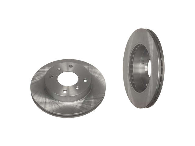 Nissan Brake Rotors > Nissan 240SX Brake Rotor