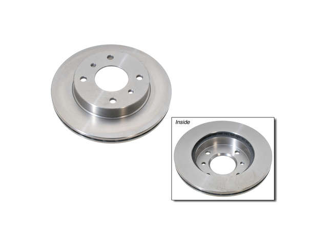 Nissan 240SX Brake Disc > Nissan 240SX Brake Disc