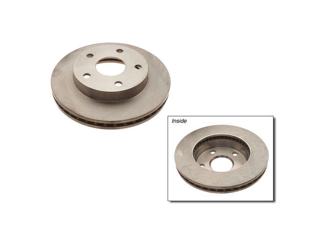 Toyota Previa Brake Rotors > Toyota Previa Brake Rotor