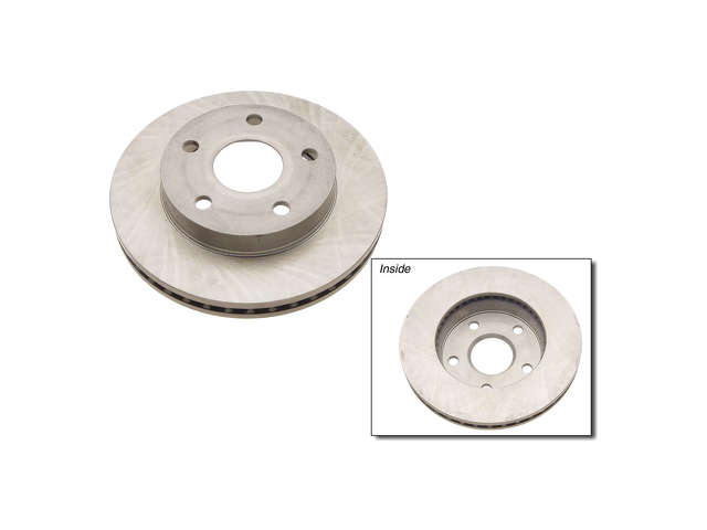 Toyota Previa Brakes > Toyota Previa Brake Disc