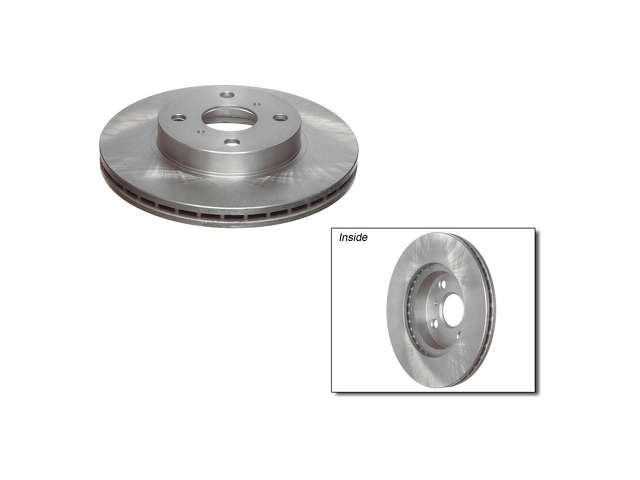 Toyota Corolla Brake Disc > Toyota Corolla Brake Disc
