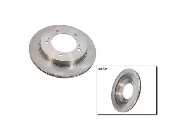 Suzuki Sidekick Brake Disc > Suzuki Sidekick Brake Disc