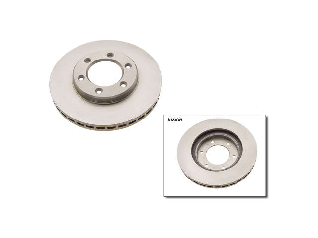 Toyota T100 Rotors > Toyota T100 Brake Rotor