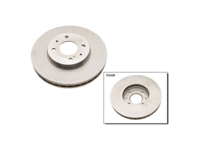 Nissan NX Brake Rotors > Nissan NX Brake Rotor