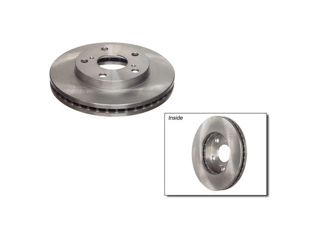 Toyota Camry Brake Rotors > Toyota Camry Brake Rotor