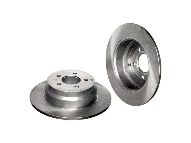 Volvo V70 Brake Rotors > Volvo V70 Brake Rotor
