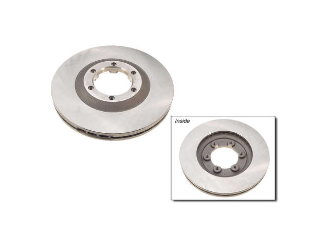 Honda Brake Disc > Honda Passport Brake Disc