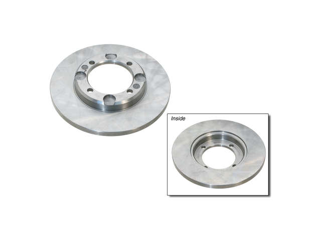 Mitsubishi Rotors > Mitsubishi Mirage Brake Rotor