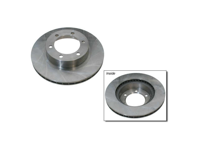 Toyota 4Runner Brake Disc > Toyota 4Runner SR5 Brake Disc