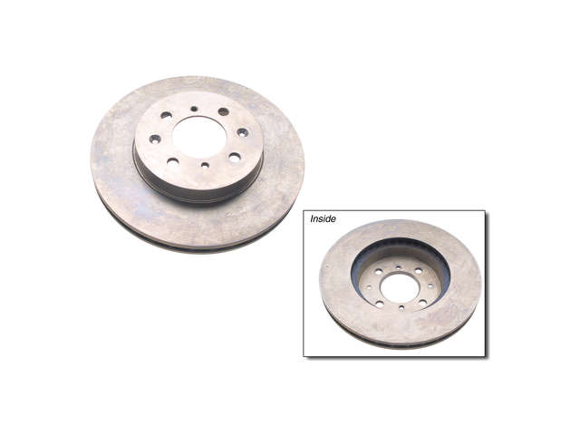 Honda Civic Brake Rotors > Honda Civic Brake Rotor