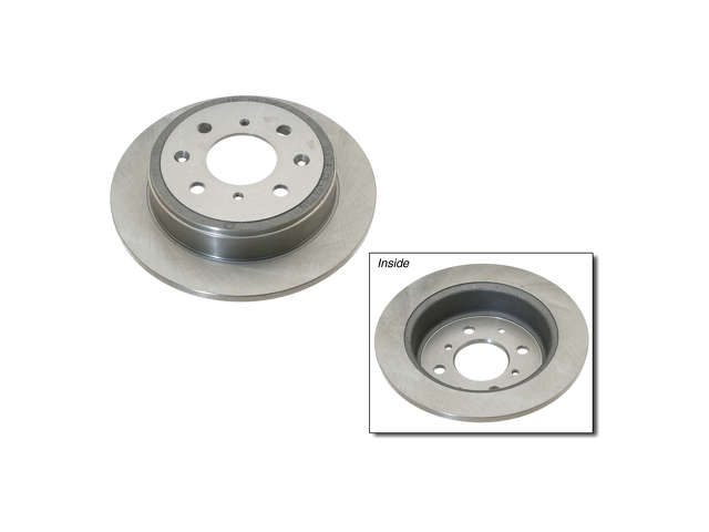Acura Brake Disc > Acura Integra Brake Disc