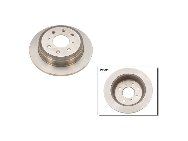 Acura Integra Brake Rotors > Acura Integra GS Brake Rotor