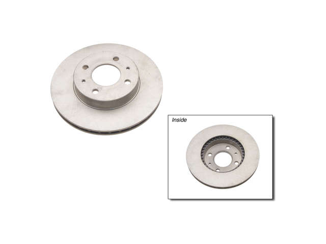 Nissan 200SX Brake Rotors > Nissan 200SX Brake Rotor