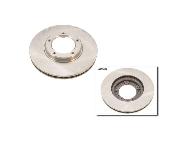 Toyota Tacoma Brake Disc > Toyota Tacoma Brake Disc