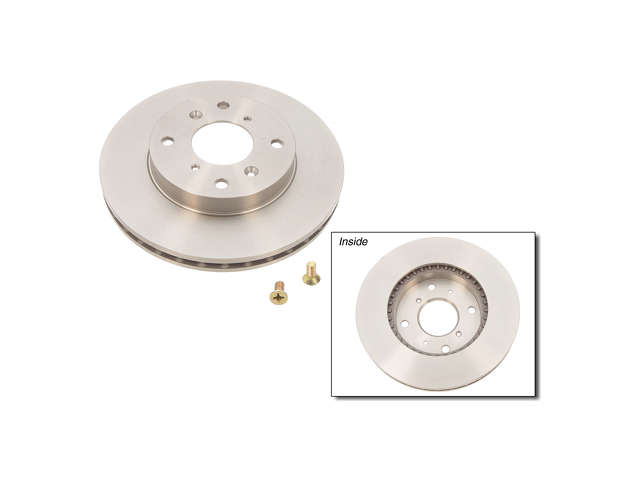 Acura Brake Rotors > Acura CL Brake Rotor