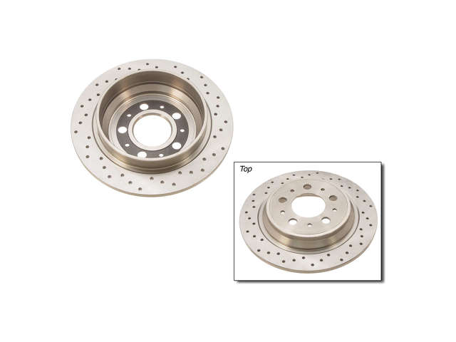 Volvo S70 Distributor Rotor > Volvo S70 Brake Rotor