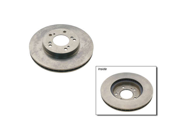 Acura RL Brake Rotors > Acura RL Brake Rotor