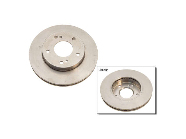 Nissan 240SX Brake Rotors > Nissan 240SX Brake Rotor