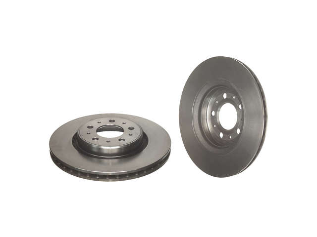 Volvo Xc70 Brake Rotors > Volvo XC70 Brake Rotor