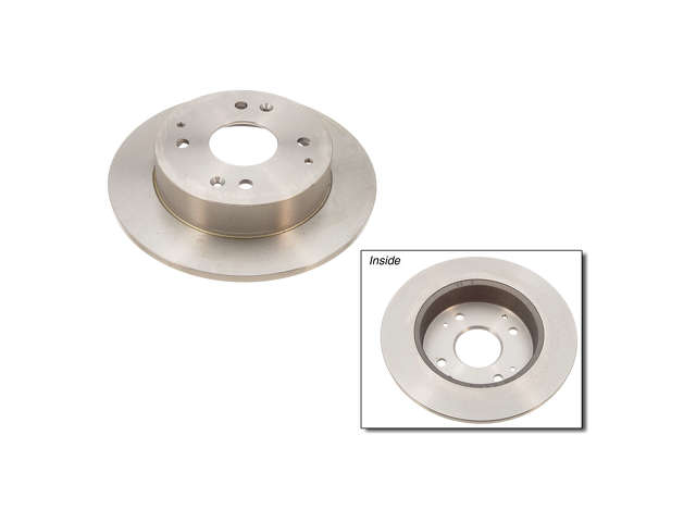 Acura CL Brake Rotors > Acura CL Brake Rotor