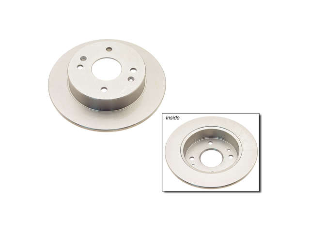 Acura Brake Disc > Acura CL Brake Disc