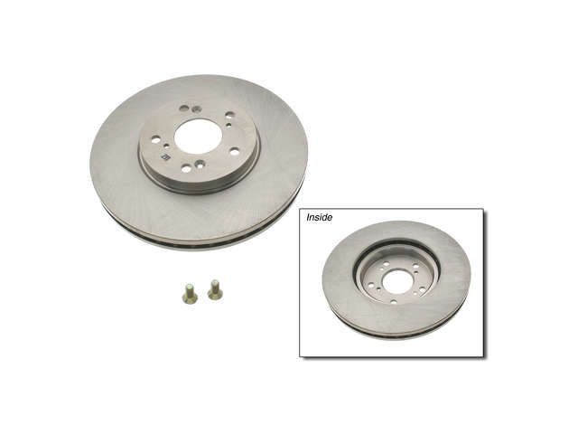 Acura CL Rotors > Acura CL Type-S Brake Rotor