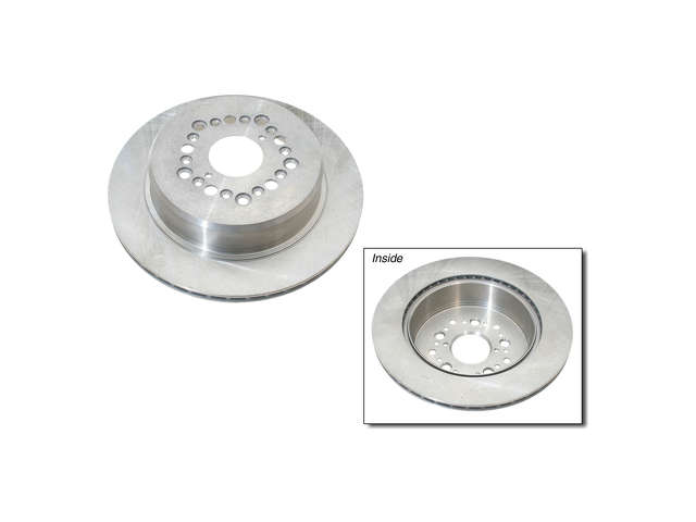 Lexus LS400 Brake Disc > Lexus LS400 Brake Disc