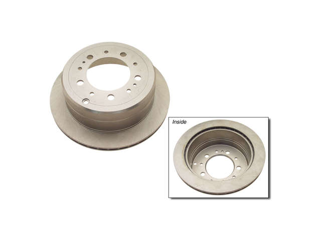 Toyota Landcruiser Brake Disc > Toyota LandCruiser Brake Disc