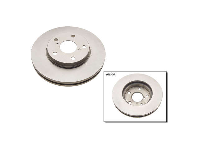 Lexus SC300 Brake Rotors > Lexus SC300 Brake Rotor