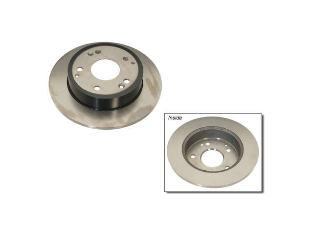 Honda Accord Brake Disc > Honda Accord Brake Disc