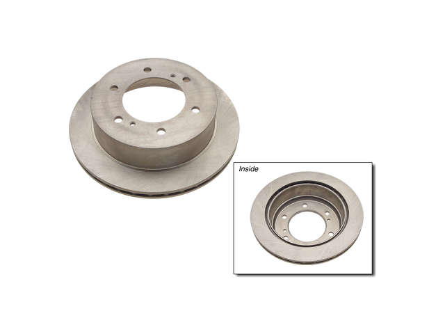 Nissan Flex Disc > Nissan Pathfinder Brake Disc