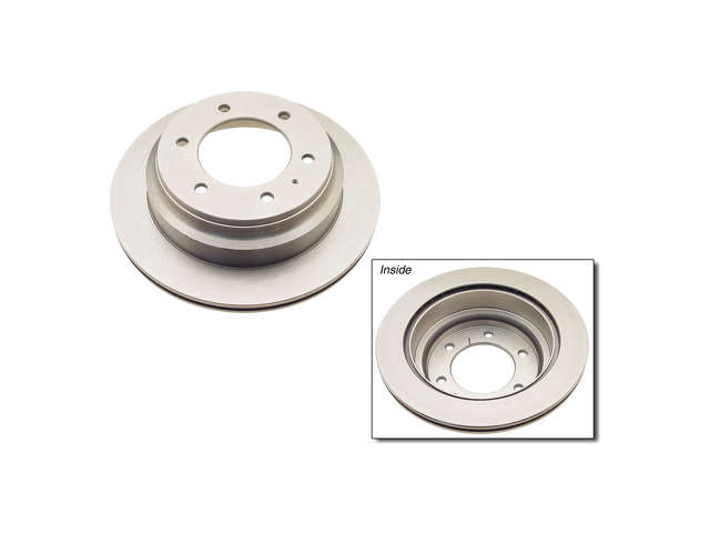 Isuzu Amigo Brake Disc > Isuzu Amigo Brake Disc