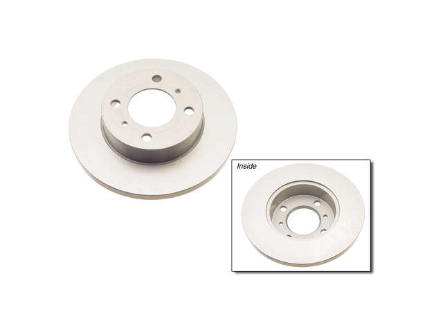 Mitsubishi Brake Disc > Mitsubishi Mirage Brake Disc