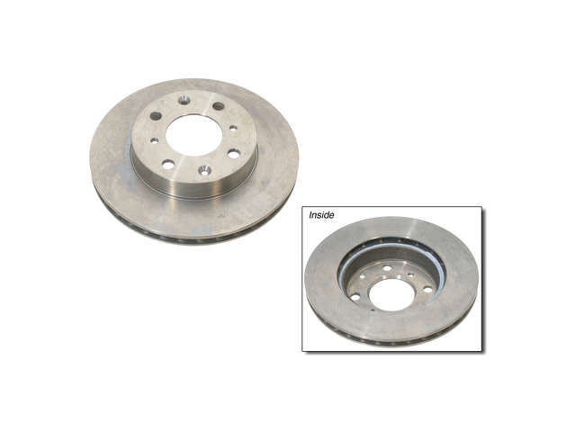 Honda Insight Rotors > Honda Insight Brake Rotor