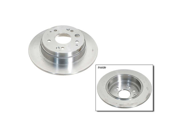 Acura CL Brake Disc > Acura CL Type-S Brake Disc